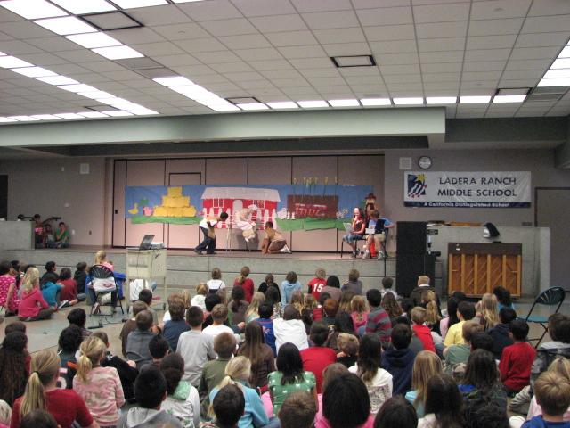 Ladera Elementary school