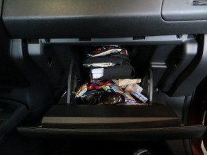 SO...what's in YOUR glove box?