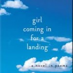 hardcover Girl Coming In For A Landing by April Halprin Wayland illustrated by Elaine Clayton