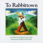 rabbittown cvr Sydney Taylor Book Award Blog Tour with April Wayland