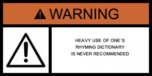 warninglabel-heavy-use-rhyming-dic